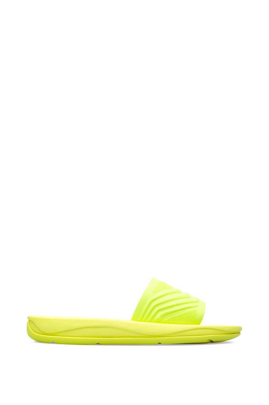 Шлепанцы женские Camper K201002-002 желтые 40 RU