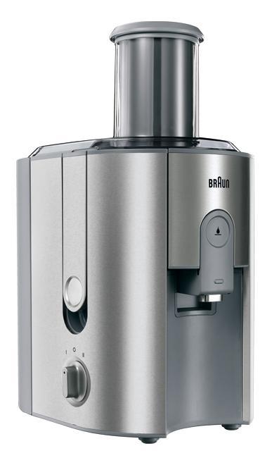 Соковыжималка центробежная Braun J700 silver