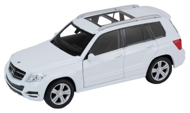 Купить Коллекционная модель Welly Mercedes-Benz GLK 43684 1:34, Коллекционные модели