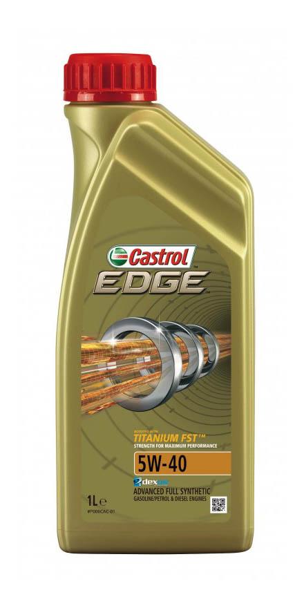 CASTROL EDGE TITANIUM FST