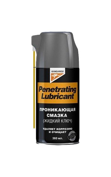 Смазка универсальная Kangaroo Penetrating Lubricant 355104 0,36