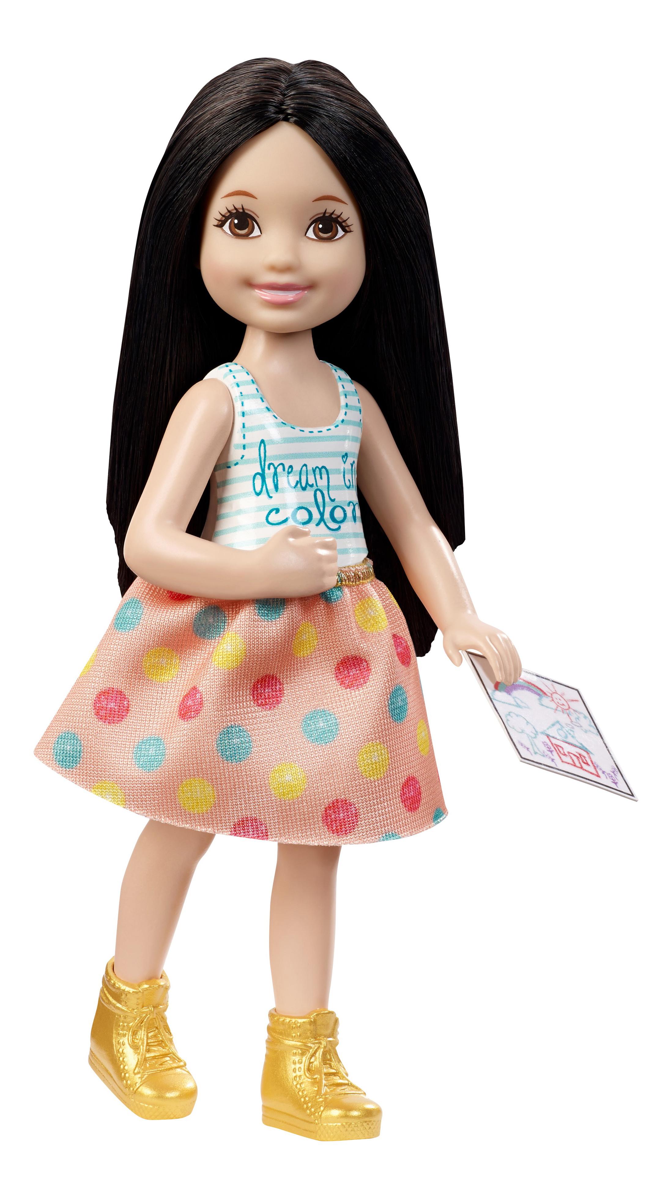 Кукла Barbie Челси DGX40 DGX33