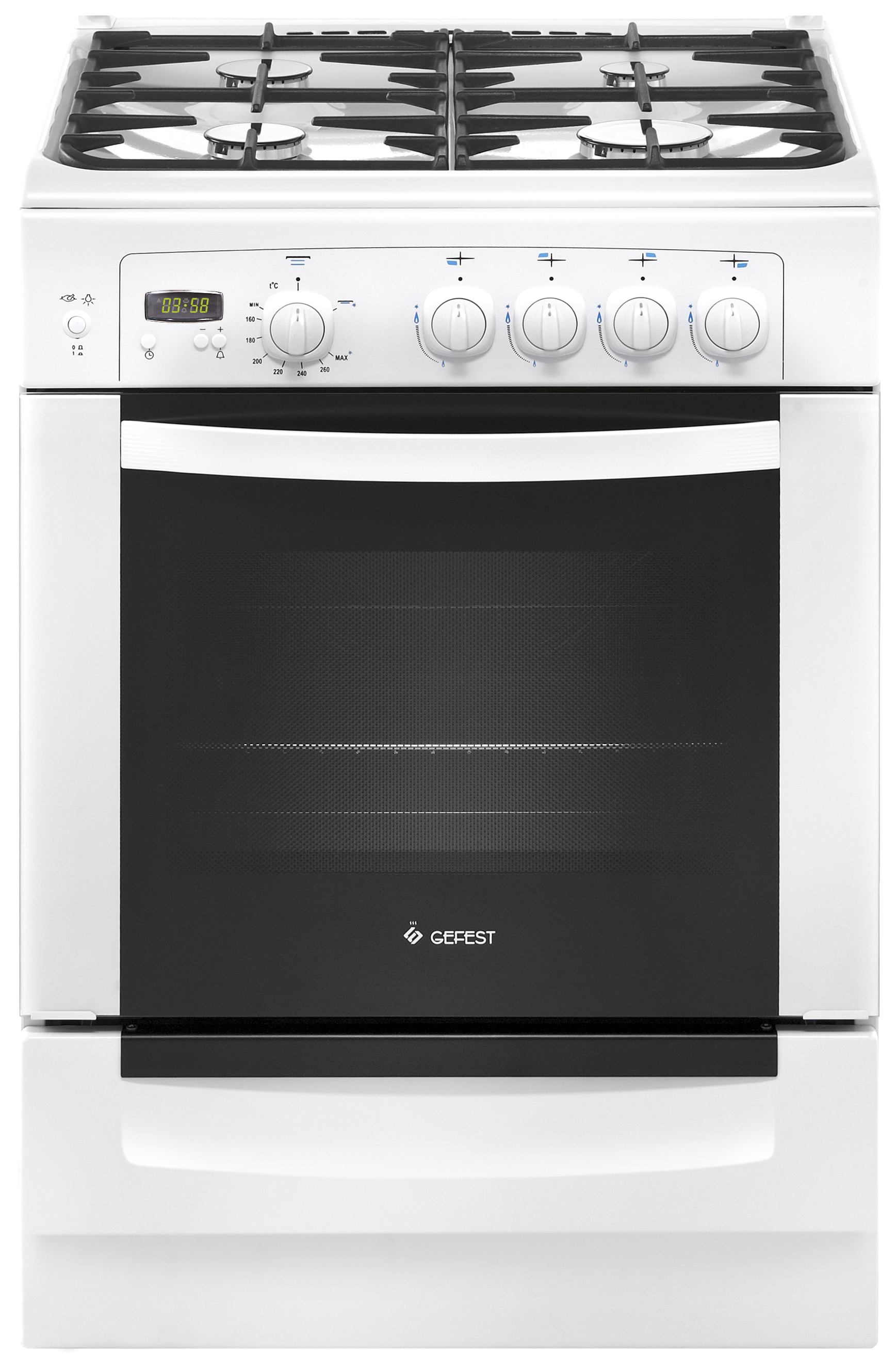Газовая плита GEFEST ПГ 6100-03 0002 White