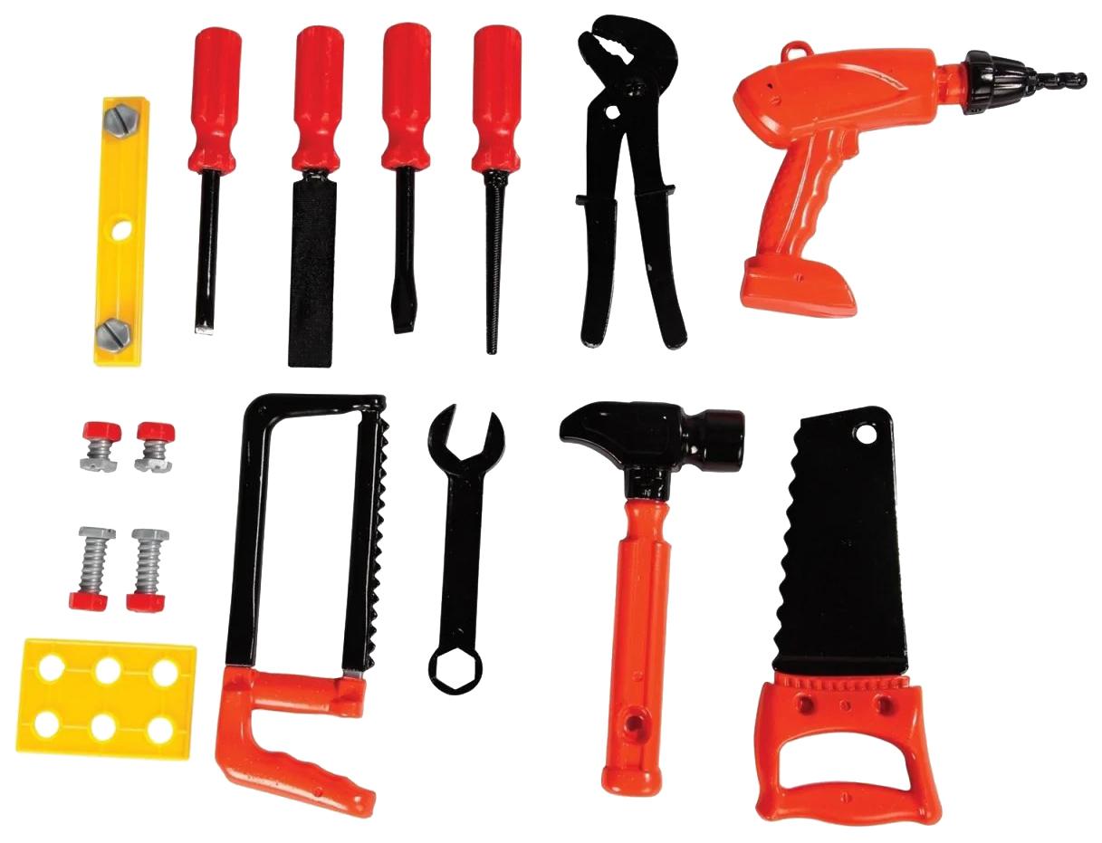 Купить Игровой набор Pilsan Tool Set Инструменты 3230plsn, Игровые наборы