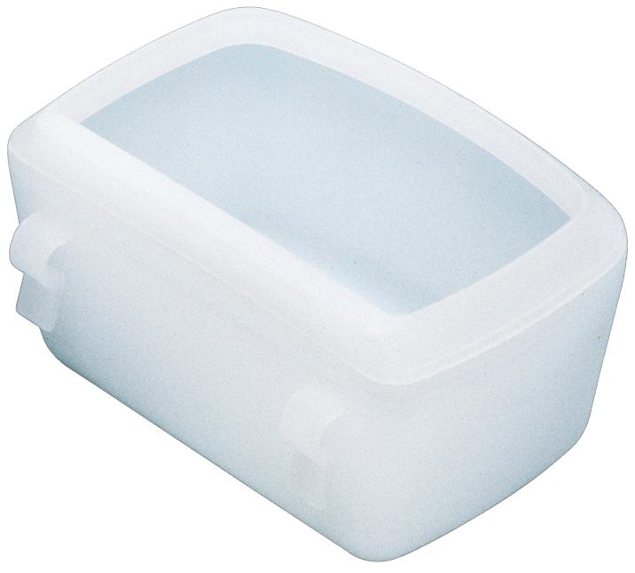 Контейнер для корма 500мл Пластик белый