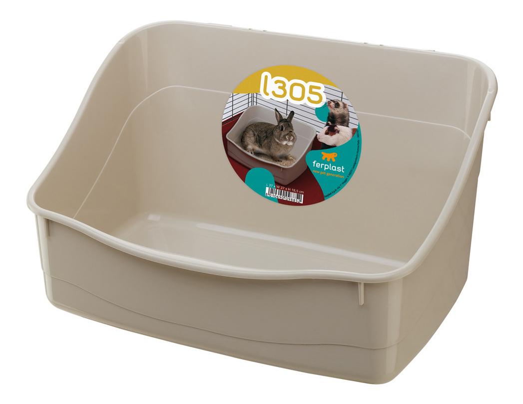 Туалет для мелких грызунов ferplast 93247899