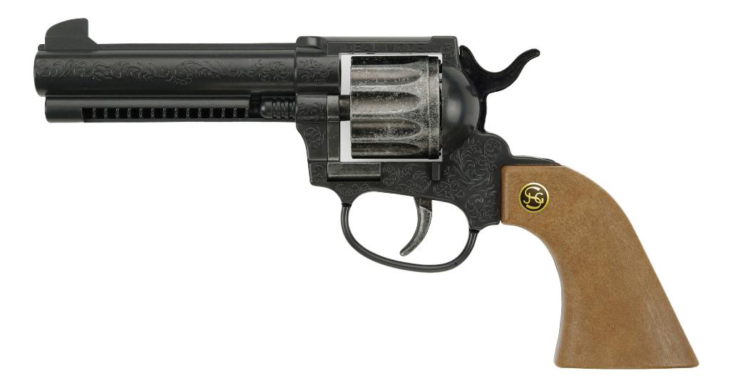 Пистолет игрушечный Schrodel Peacemaker (2005801)