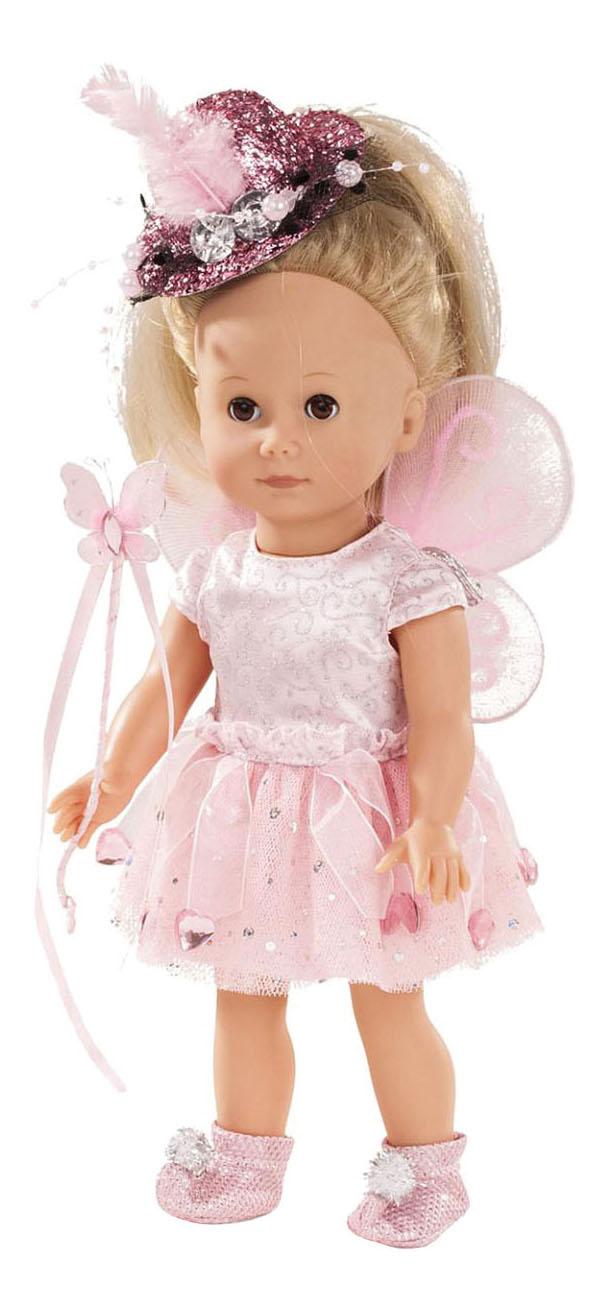 Кукла Gotz Паула в костюме феи, 27 см фото