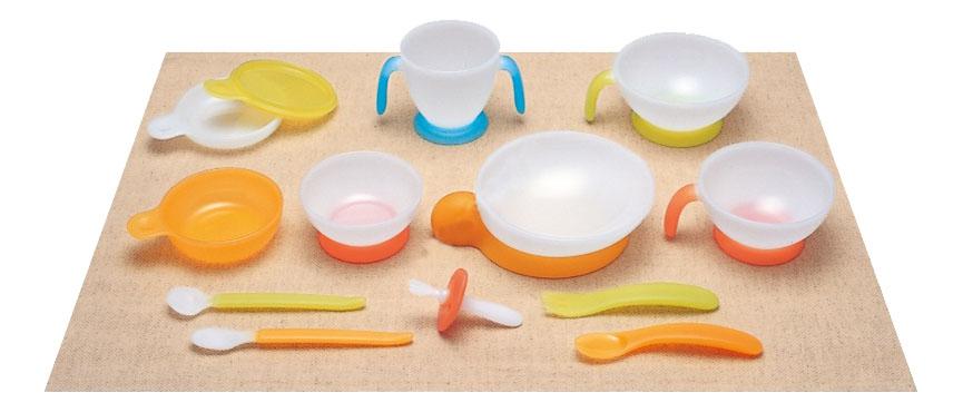 Набор детской посуды Combi Tableware Step