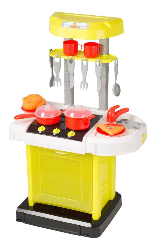 Купить Детская кухня HTI Детская кухня Smart с мойкой и аксессуарами
