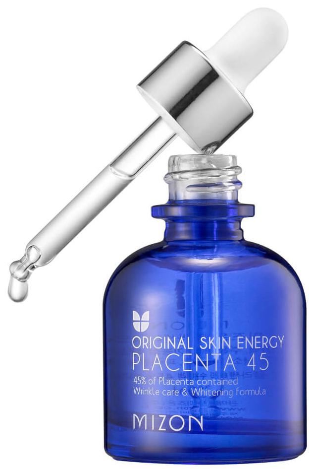 Сыворотка для лица MIZON Placenta-45 30 мл фото