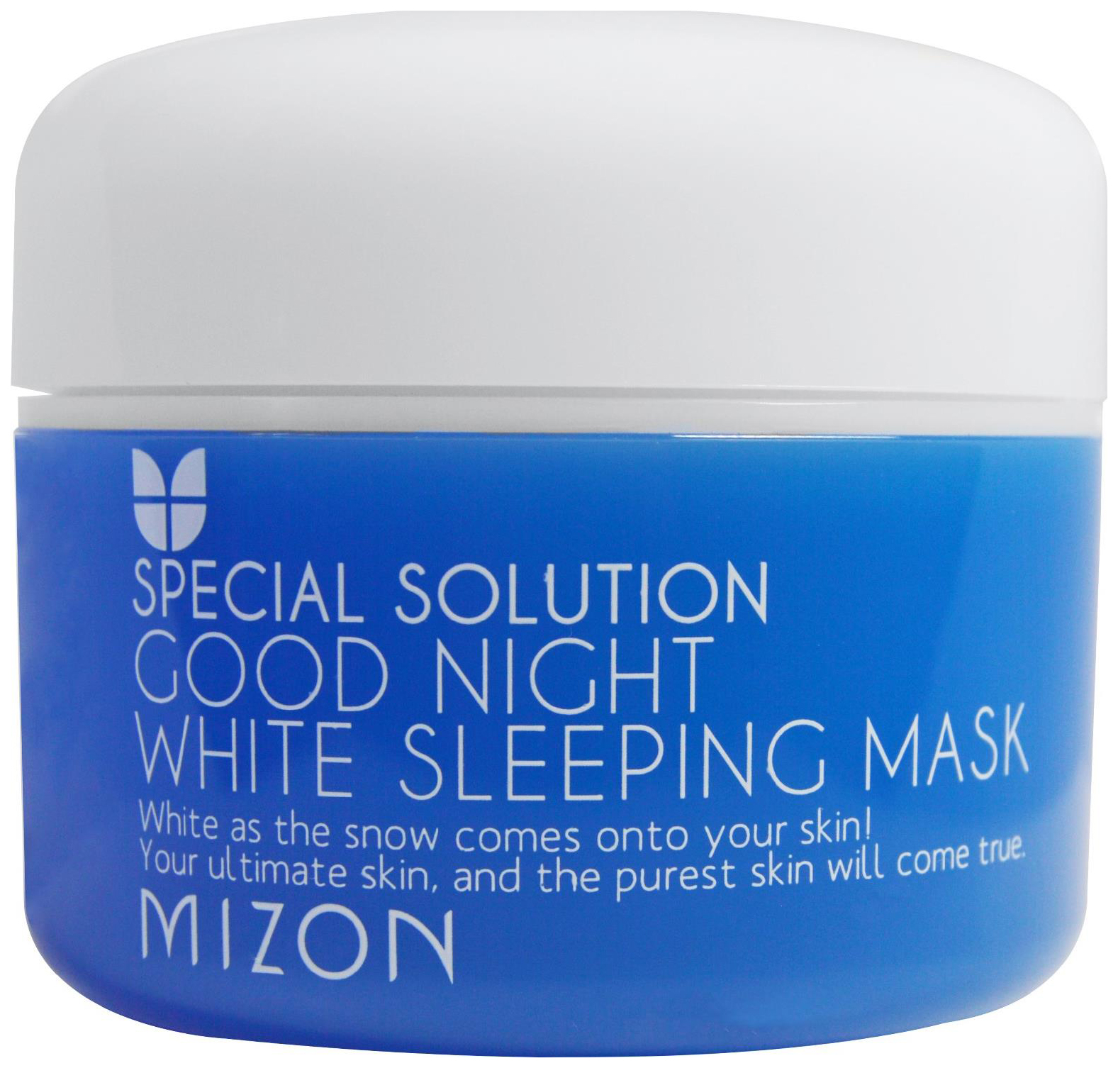 Купить Маска для лица MIZON Good Night White Sleeping Mask 80 мл