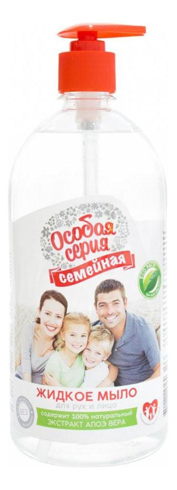 Жидкое мыло Семейная 1000 мл