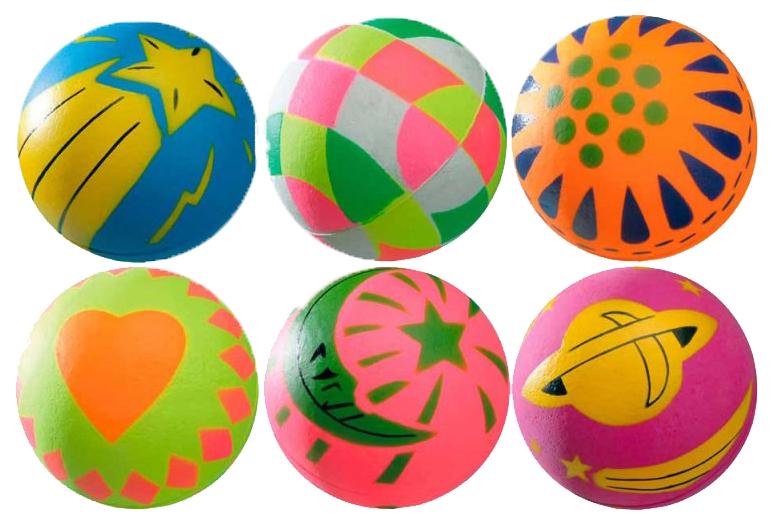 Мяч для кошек ferplast, Резина, флуоресцентный
