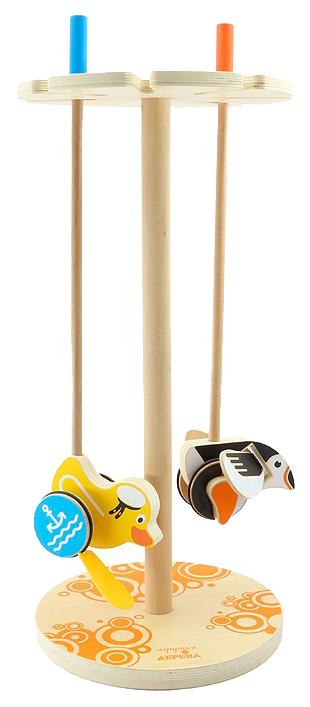 Купить Каталка детская Мир Деревянных Игрушек Подставка каталки Д426, Игрушки-каталки