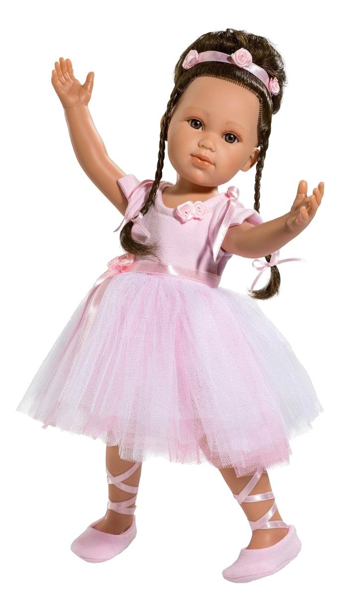 Купить Балерина Ольга 42 см, Кукла Llorens Juan балерина Ольга 42 см L 54204,