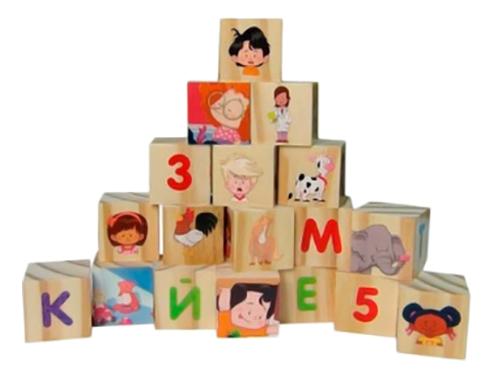 Детские кубики Fisher Price Алфавит