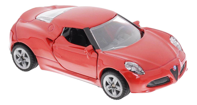 Купить Альфа Ромео 4С, Коллекционная модель Siku Alfa Romeo 4C 1451, Коллекционные модели