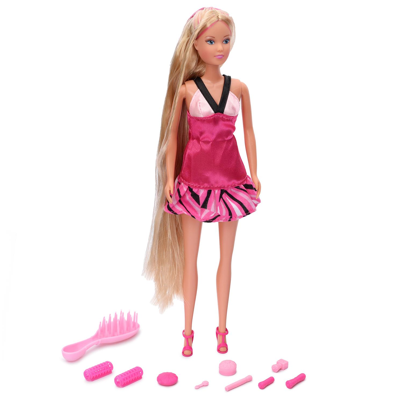 Кукла Simba Штеффи-супер длинные волосы 5734130