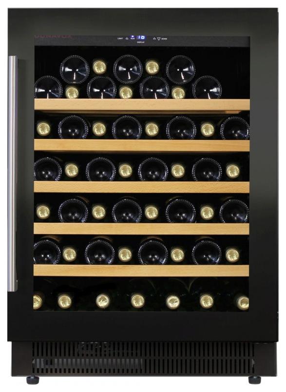 Встраиваемый винный шкаф Dunavox DAU 52.146B