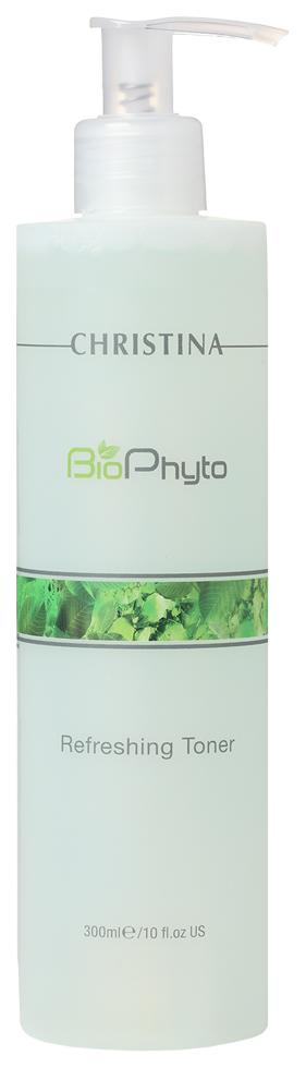 Купить Тоник для лица Christina Bio Phyto Refreshing Toner, 300 мл, Освежающий тоник Bio Phyto Refreshing Toner