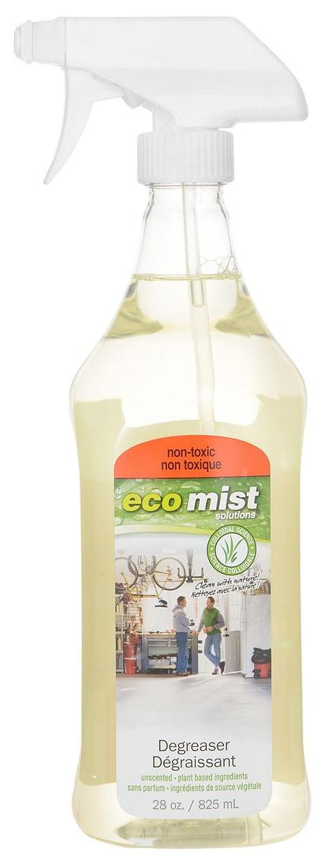 Средство Eco Mist для удаления жира