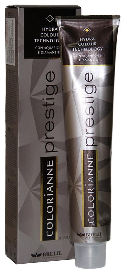 Краска для волос Brelil Professional 5/34 Золотисто-медный светло-каштановый 100 мл