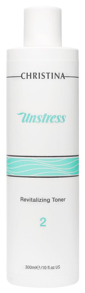 Тоник для лица Christina Unstress шаг 2, 300 мл фото