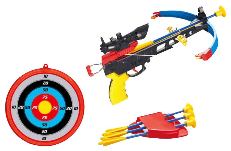 Арбалет Toy Target со стрелами 55033