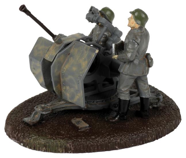 Купить Модели для сборки Zvezda Немецкое 20-мм зенитное орудие Flak-38 с расчётом