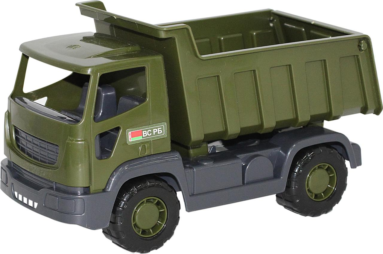 Самосвал АГАТ, Самосвал Полесье агат зеленый 48554, Строительная техника  - купить со скидкой
