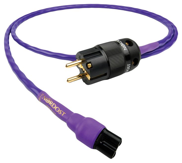 Кабель Nordost Purple Flare Power Cord фото
