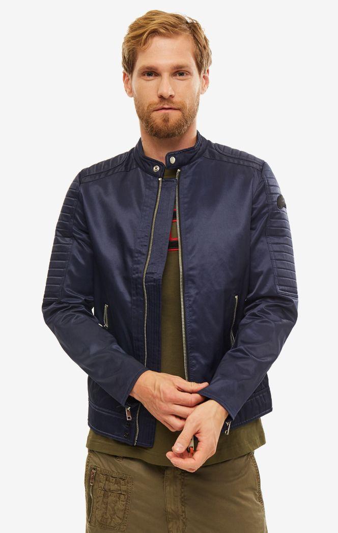 Куртка мужская DIESEL синяя