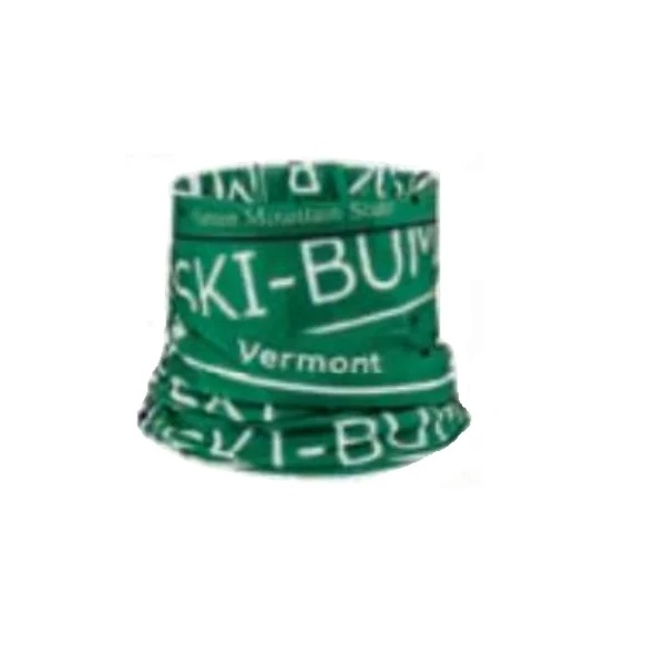 Шарф Bula Tube Engage зеленый One Size