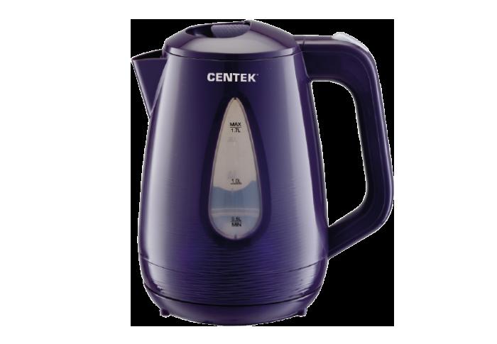 Чайник электрический Centek CT 0048 Purple