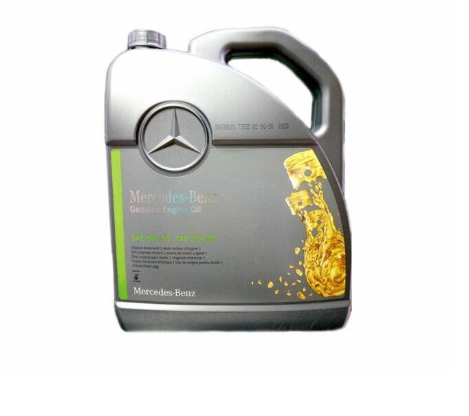 Масло моторное Mercedes-Benz 13AMEW  5W-30 5л