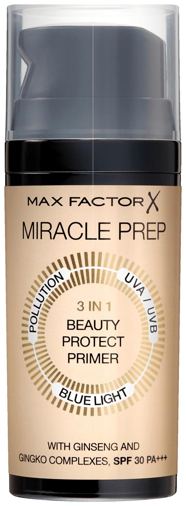 Основа для макияжа Max Factor Miracle Beauty