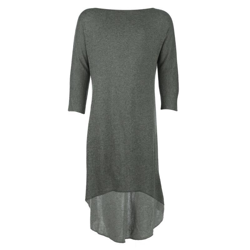 Купить Платье UNONA GO, цв. темно-серый, 134 р-р, Детские платья и сарафаны