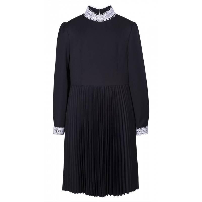 Купить ШФ-815, Платье SkyLake, цв. темно-синий, 34 р-р, Платья для девочек