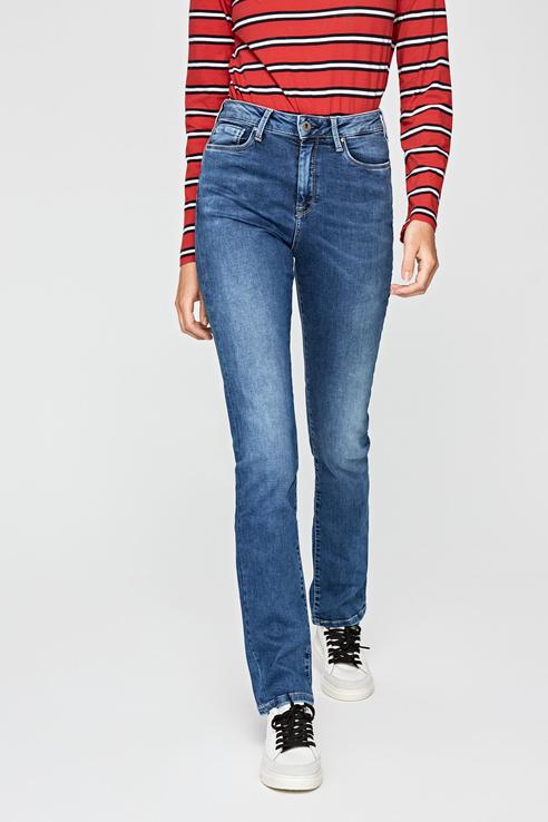 Джинсы женские Pepe Jeans PL203148GS12 голубые 25/32