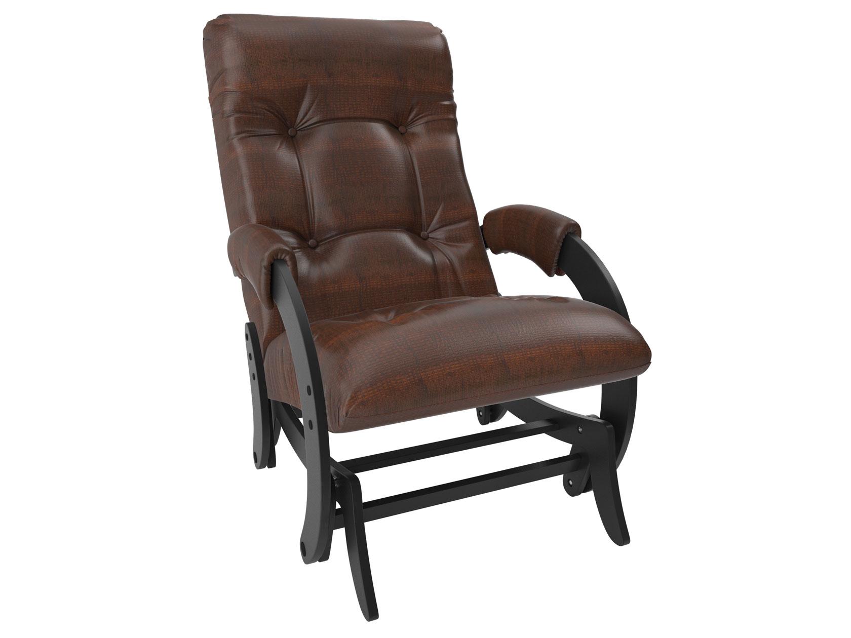 Кресло-глайдер Мебель Импэкс Комфорт Модель 68 венге, Antic Crocodile