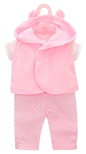 Купить Одежда для куклы 38-43см Костюм с жилеткой Зайка , Mary Poppins, Одежда для кукол