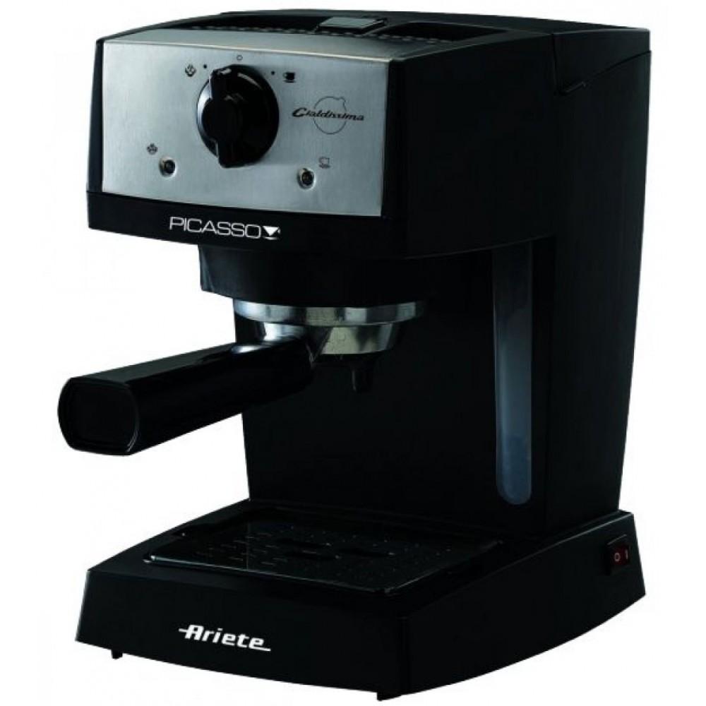 Рожковая кофеварка Ariete 1366 Black