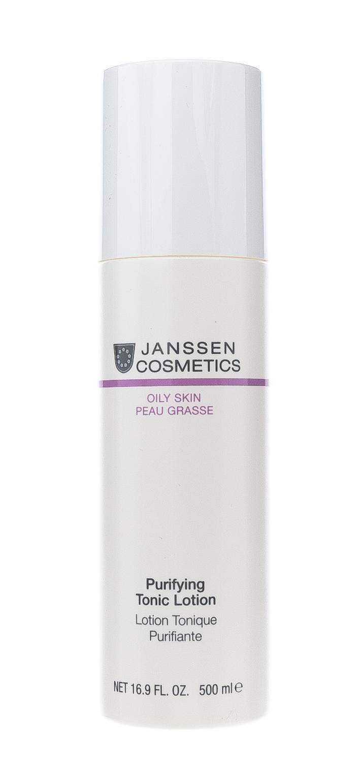 Тоник для лица Janssen Oily Skin Purifying Tonic Lotion 500 мл