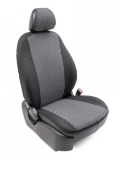 Чехлы на сиденья модельные жаккард Volkswagen Tiguan (со столиками) 2010-2017 / 86146 фото