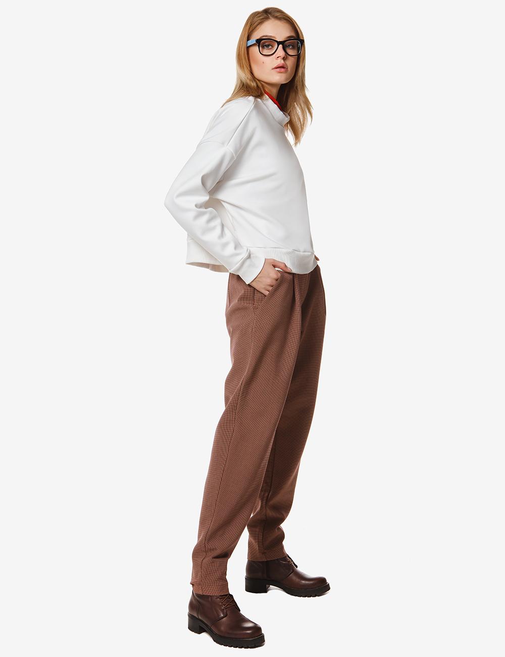 Свитшот женский UNU Clothing Prime 228 AJ-Н белый M