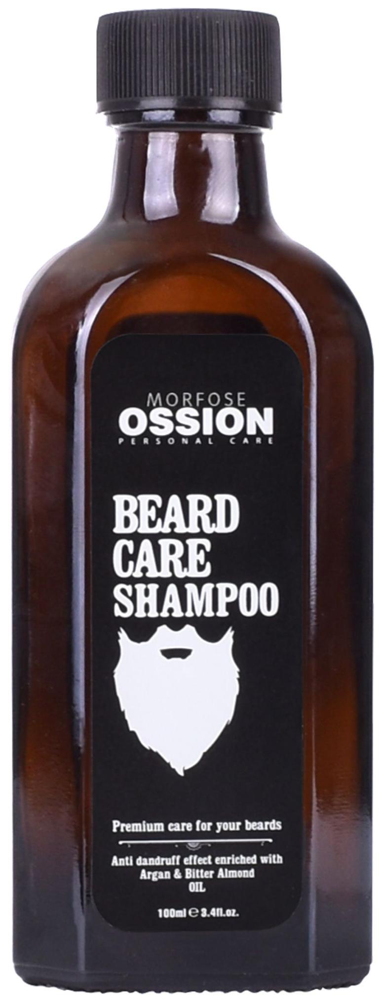 Шампунь для бороды MORFOSE OSSION Beard Care