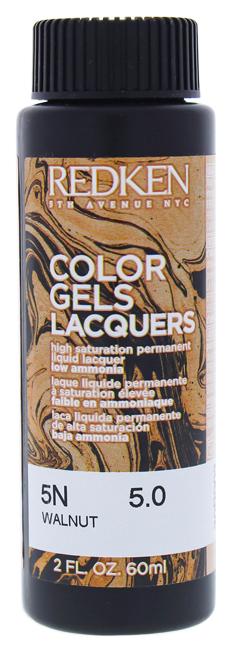 Купить Краска для волос REDKEN Color Gels Lacquers 5NN Cafe Mocha 60 мл