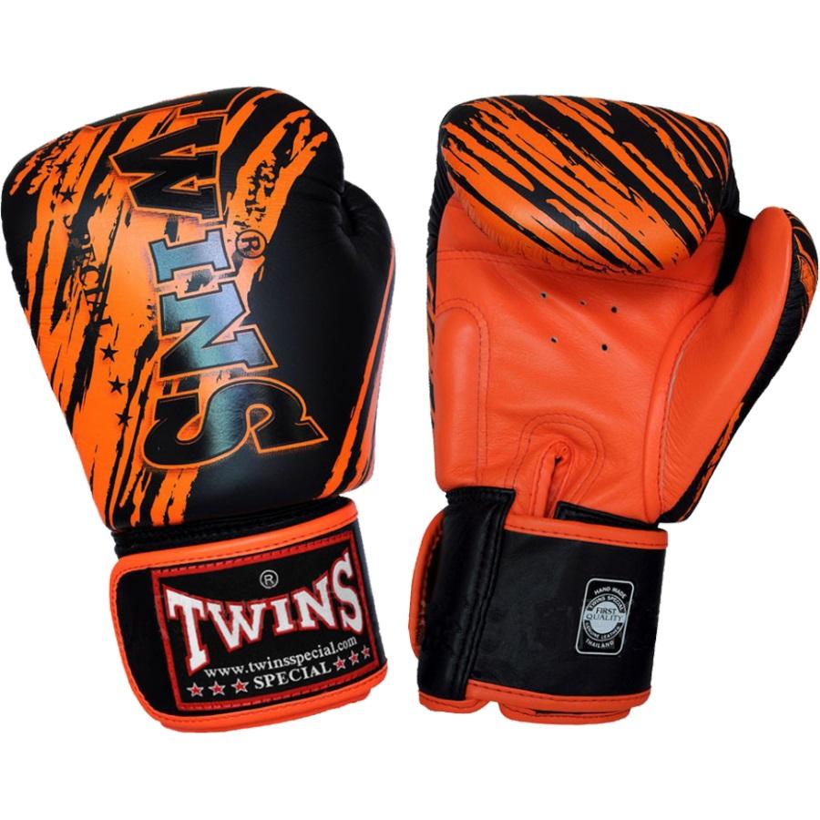 Боксерские перчатки снарядные Twins FTBGL1F TW2 FANCY