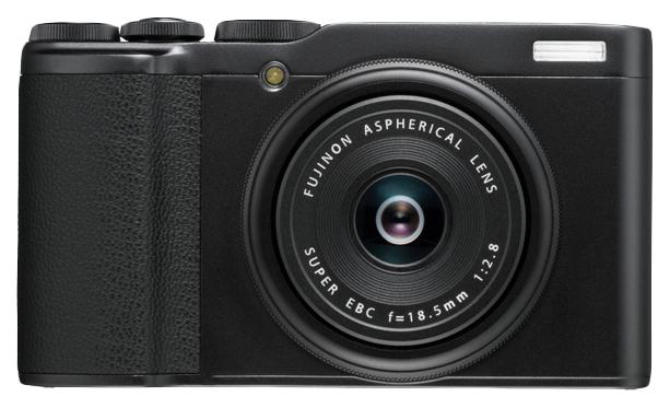 Фотоаппарат цифровой компактный Fujifilm XF10 Black